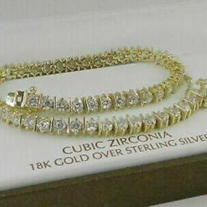 Giani Bernini gold bracelet NEW w box